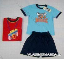 Pyžamo dlhé nohavice detské chlapčenské (98-128) LEMON GH2511