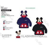 Mikina mickey mouse dojčenský chlapčenský (12-36 mesiacov) SUN CITY HQ0080