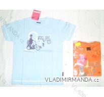 Tričko s krátkymi rukávmi DETSKÉ CHLAPČENSKÉ (98-134) COONOOR 09-051