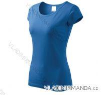 Tričko pure krátky rukáv dámske (xs-xl) reklamný textil A22P