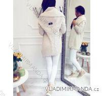 Cardigan pletený sveter dámsky (uni s / m / l) TALIANSKÁ MÓDA IMC17330