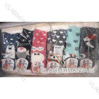 Ponožky zateplené bavlnou detské (27-38) VIRGIN NA0838