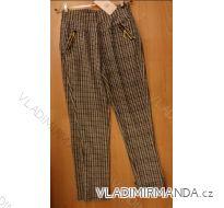 Nohavice dlhé dámske nadrozmerné (2XL-5XL) SAL WU-119