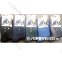 Ponožky teplé thermo dorast chlapčenské (35-41) AURA.VIA FVY353/FY6020