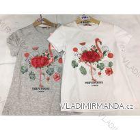 Tričko krátký rukáv detské a dorost dívčí (8-16 LET) FaD MA3197332