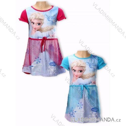 e026c39d7f34 Šaty krátky rukáv frozen detské dievčenské (3-8 rokov) SETINO 640 ...