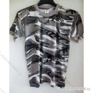 Tričko krátky rukáv pánske maskáčové (m-2xl) BLOSSOM BL4184P