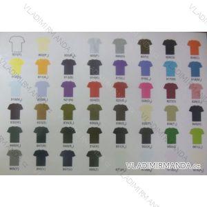 Tričko krátky rukáv detské dievčenské a chlapčenské bavlnené (110-140 / čierna) BLOSSOM BL14
