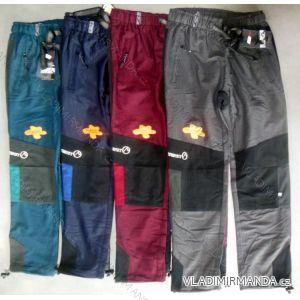 Nohavice outdoor slabé bavlnené detské chlapčenské (98-128) NEVEREST F-915CC