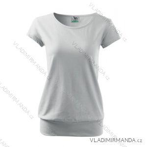 Tričko city krátky rukáv dámske (xs-xxl) reklamný textil 120B