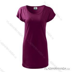 Tričko / šaty love krátky rukáv dámske (xs-xxl) reklamný textil 123A