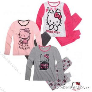 Pyžamo dlhé hello kitty detské aj dorasteneckej dievčenské (128-164) TV  MANIA 96374 69cd5858838