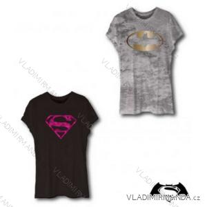 Tričko krátky rukáv batman vs. superman dámske (s-xl) TV MANIA 149934 24aa8fe5384