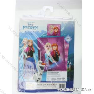 Obliečky frozen detské dievčenské (140 * 200cm; 70 * 90 cm) SETINO 710-149