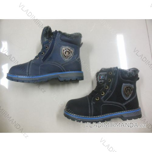 Členková zimná obuv dorast pánska (33-38) RISTAR TET LZK13 ... 96f2f7249f0