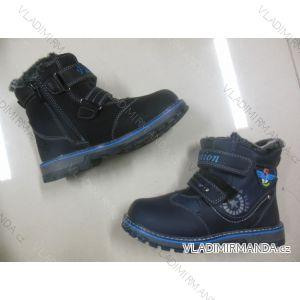 Členková zimná obuv dorast pánska (33-38) RISTAR TET LZK11 a4bb57e1ded