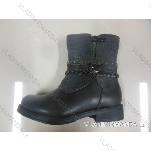 Členková zimná obuv dorast dámska (28-35) RISTAR TET 6733-2  ed2b753f0d2