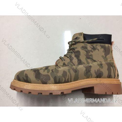 Členková zimná obuv pánska (41-46) toplay OBUV 1670-3  eb74984d73d