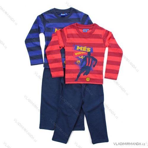 ae135b0c2ca56 Pyžamo dlhé fc barcelona detské dorast chlapčenské bavlnené (116-164)  SETINO 830-