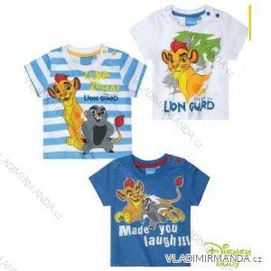 534d418753be Tričko krátky rukáv the lion guard dojčenskej chlapčenské (3m-24m) TV MANIA  133140