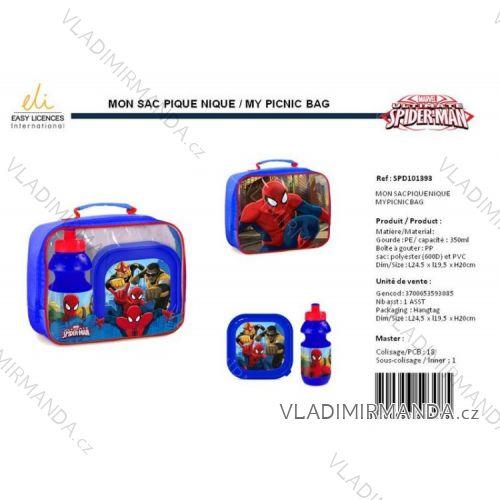 b897bb7e6df7 Taška piknik spider-man detská chlapčenská SUN city SPD101393 ...