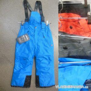 a87a86ba490d2 Nohavice zimné zateplené nepremokavé lyžiarske detské dievčenské a  chlapčenské (98-128) YDI SPORTS