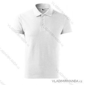 Polokošeľa cotton krátky rukáv pánska (s-xxl) reklamný textil 212B