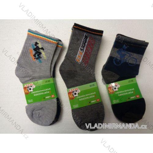 ac7cdd2f77 Ponožky detské dorast chlapčenské (26-35) LOOKEN ZTY-S711 ...