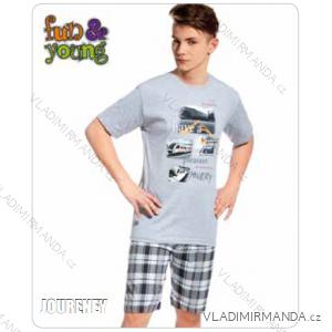 6b8a0f1d5 Pyžamo krátke pánske a dorasteneckej chlapčenské (164-182) Cornette 551/20