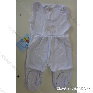 Dupačky dojčenské (56-98 / biela) GRAFIX POĽSKO PV117102