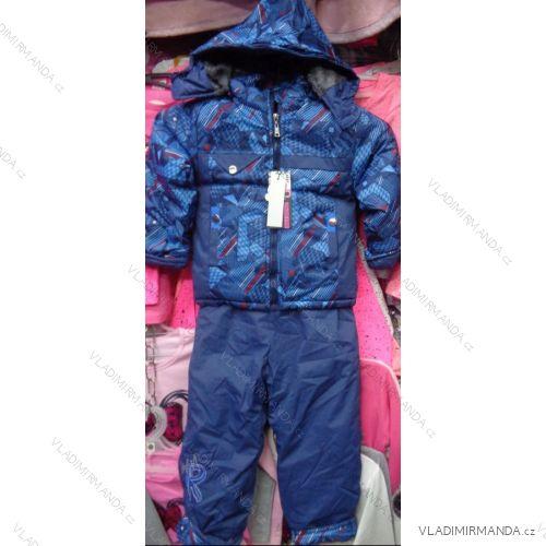 d0bb01157551c Súprava zimná bunda nohavice nepremokavá šušťáková dojčenská chlapčenská  (6-36m) CROSS FIRE CR8907
