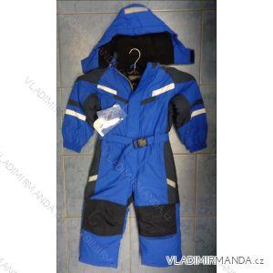 Kombinéza zimná nepremokavá ski šuštiaková dojčenská a detská dievčenská a chlapčenská (80-116) PENG MING LC1221 / 12KS