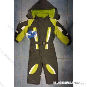 Kombinéza zimná nepremokavá ski šuštiaková dojčenská a detská dievčenská a chlapčenská (80-116) PENG MING LC1232 / 12KS