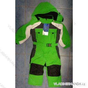 Kombinéza zimná nepremokavá ski šuštiaková dojčenská a detská dievčenská a chlapčenská (80-116) PENG MING LC1203 / 12KS