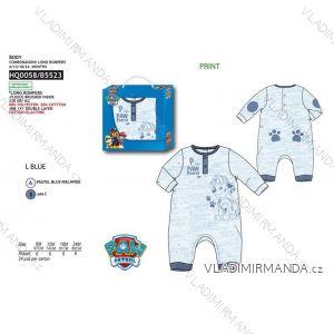 Body dlhý rukáv paw patrol dojčenskej chlapčenské (6-24 mesiacov) SUN CITY HQ0058