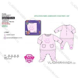 Body dlhý rukáv paw patrol dojčenské dievčenské (0-6 mesiacov) SUN CITY HQ0067