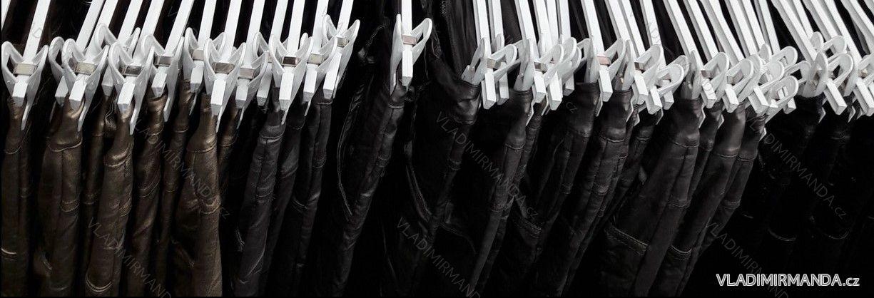 9eb8092ca286 Nohavice elastické dlhé lesklé dámske (uni sl) TALIANSKÁ MÓDA IMC18035