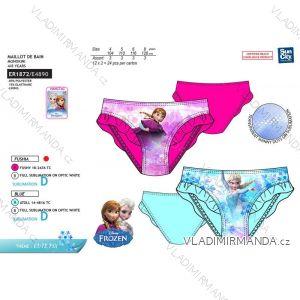 Plavky frozen detské dievčenské (4-8 rokov) SUN CITY ER1872