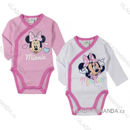 93db31234497 Body dlhý rukáv minnie mouse dojčenskej dievčenské bavlnené (0-3 mesiace)  ePlus DIS