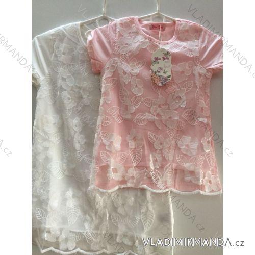 811239ac2f7c Šaty letné detské dorast dievčenské (8-16 rokov) Talianska Mladá móda RX-