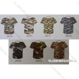 Tričko krátky rukáv dievčenské, chlapčenské, dorast, pánske, dámske bavlnené 130g (128-4xl) BLOSSOM BL16