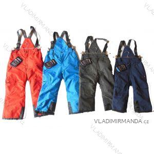 fbea4c145 Nohavice zimné zateplené detské mix dievčenské a chlapčenské (98-128) YDI  SPORTS BY