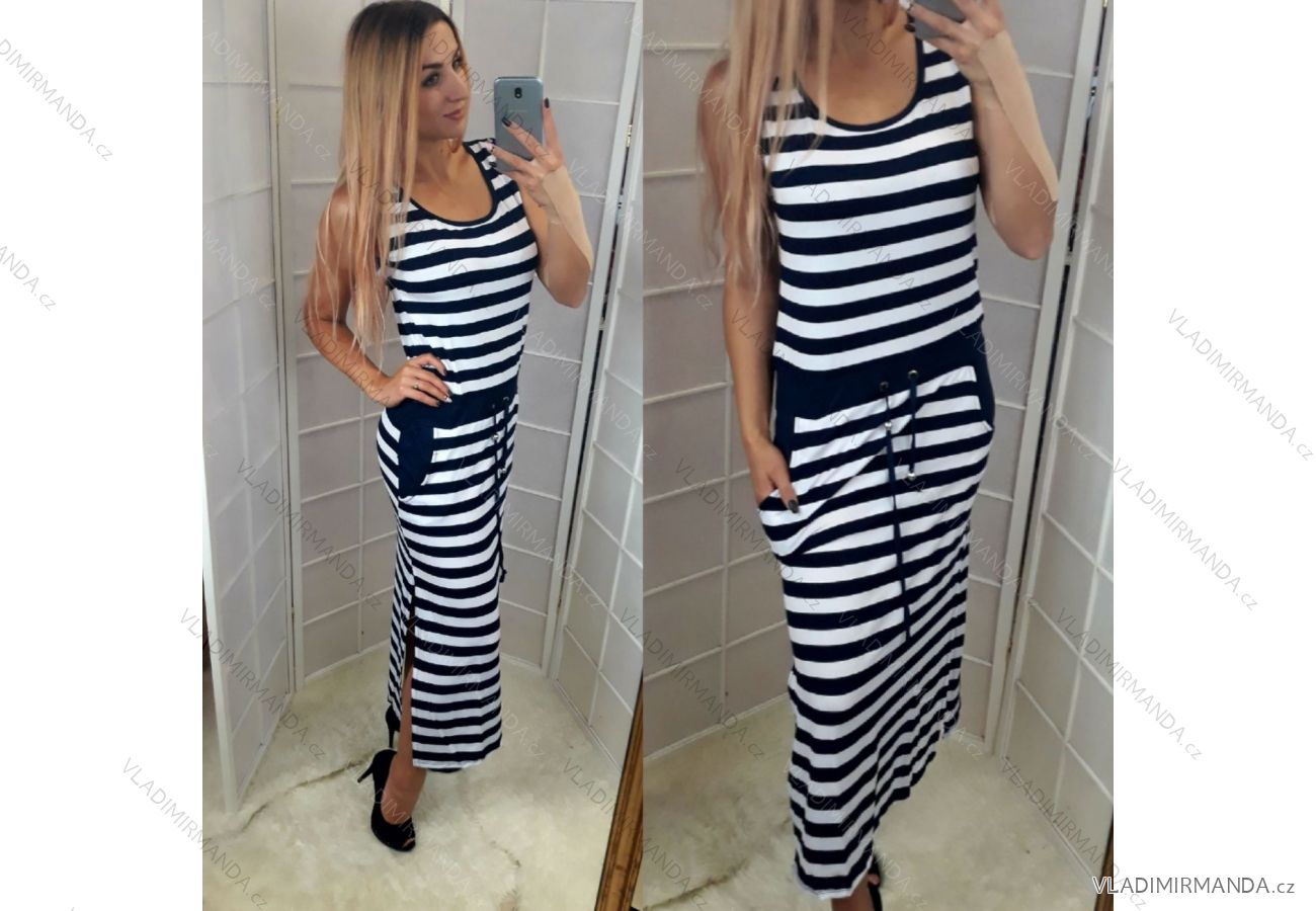 a679200f3b7d Šaty dlhé letné dámske (s-xl) EXCZOTIC turecká moda TM818025 ...