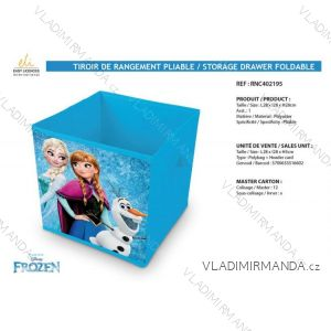 Box úložný frozen detský dievčenský SUN city rnc402195