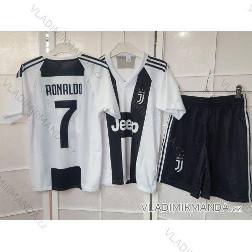 b5f8ac32fd28d Futbalový dres tričko kraťasy juventus ronaldo 7 (116-2xl) FOTBAL029 ...