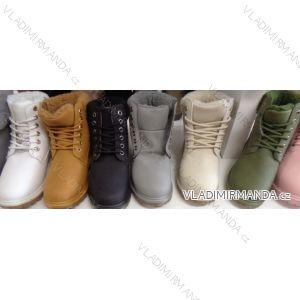 55b7d1be19 Worker topánky členkové dámske (35-40) OBUV OBB18B801
