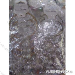 Náramok dievčenské a dámsky (one size) bižutéria PB18042