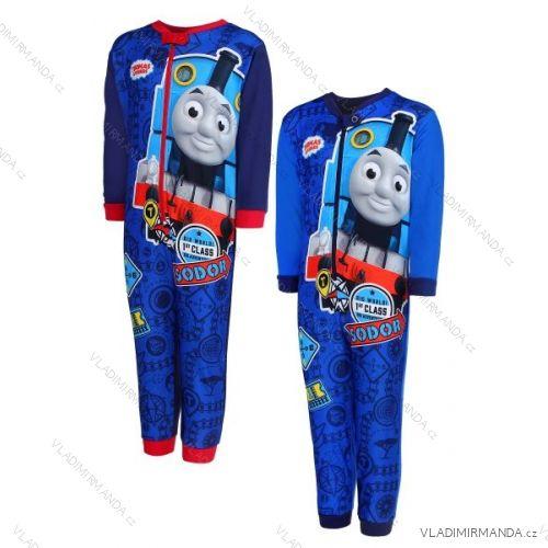 d2c363194 Pyžamo dlhé overal mašinka tomáš detské chlapčenské (92-116) SETINO 833-405