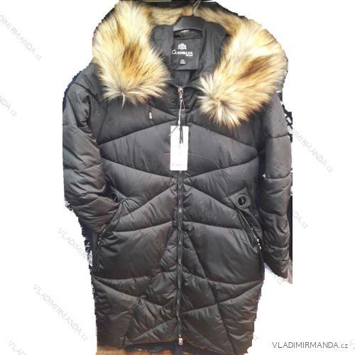 011586b873 Kabát dlhý zimný dámsky (m-2xl) Poľsko MODA PM2181808