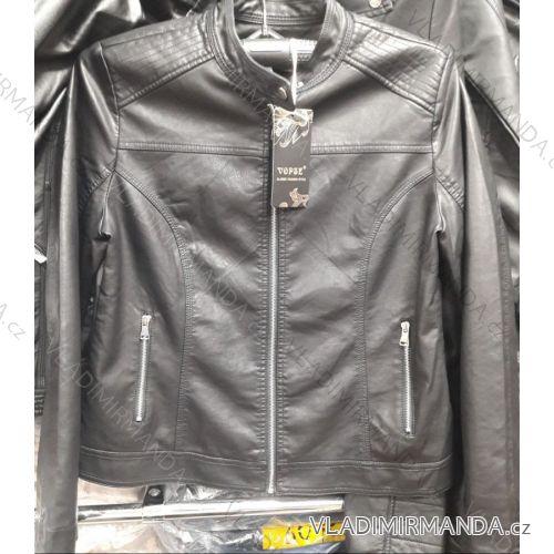 27930680f Jacket leatherette ladies (xl-5xl) VOPSE ITALIAN Fashion V2826
